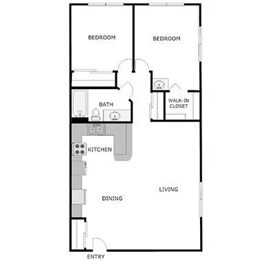 Floor Plans Parkdale Apartments Stevens Point Wi A Pre 3 Property